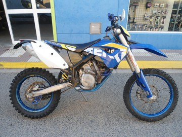 HUSABERG -FE-450 LATERAL